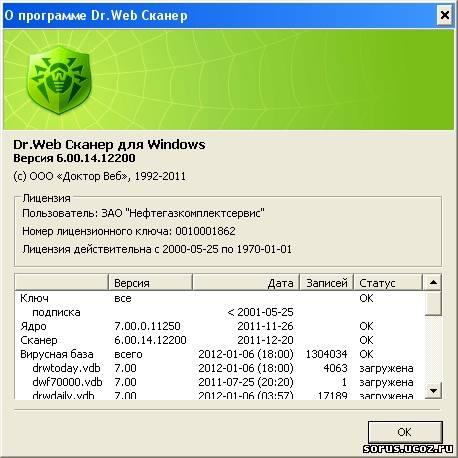 сканер доктор веб скачать бесплатно для windows xp с официального сайта