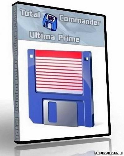 Total Commander Ultima Prime.