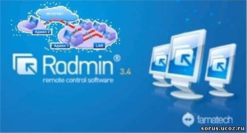 Radmin 3.4 Rus Final 2011 Версия не требует Активации! Kод активации