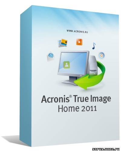 How to restore acronis image file