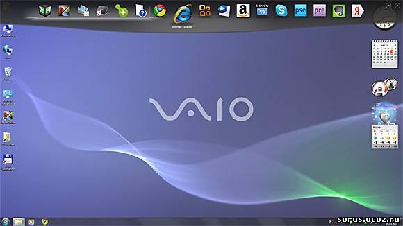 скачать виджеты для Windows 7 - фото 11