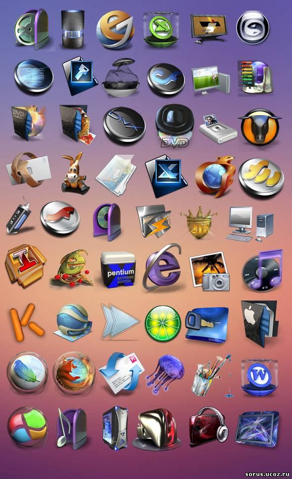 7 с ico для windows папок иконки торрента