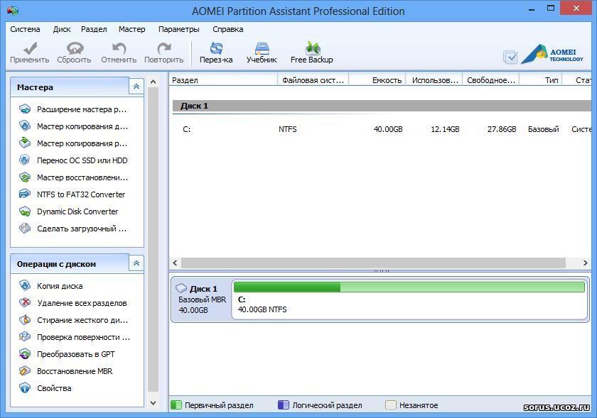 Программа для форматирования жесткого диска скачать торрент