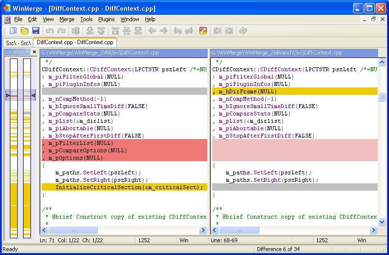 Comparison of file comparison tools - Wikipedia