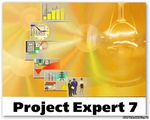 Project Expert 7.21,8340 Professional + rus + crack.