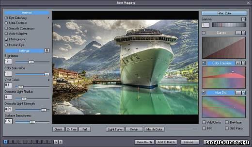 hdri - программы для работы с фотографиями скачать: